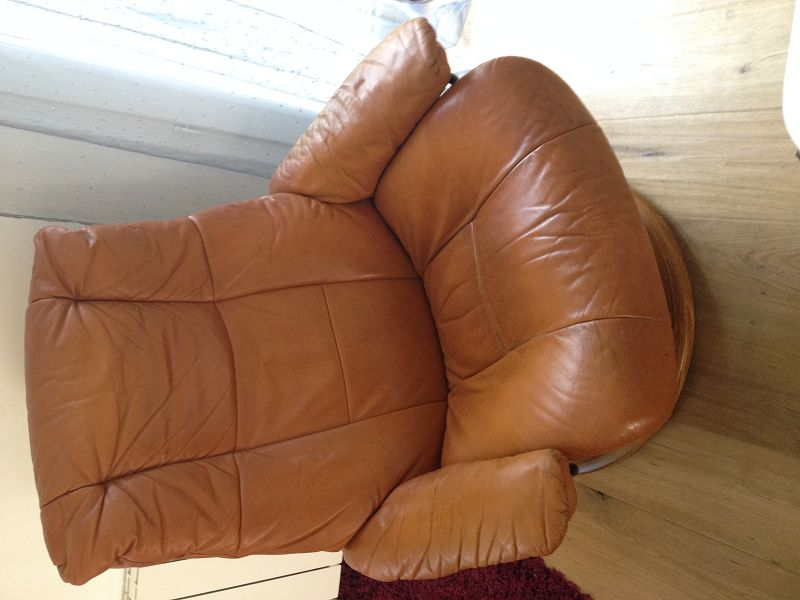 Stressless sofolk for Renovation canape cuir