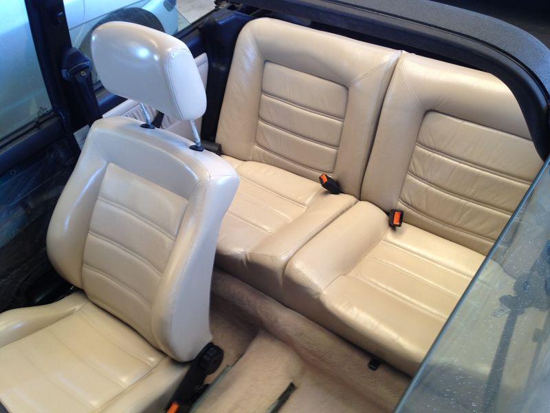 coloris teinture cuir golf 1 cabriolet classic line sofolk. Black Bedroom Furniture Sets. Home Design Ideas