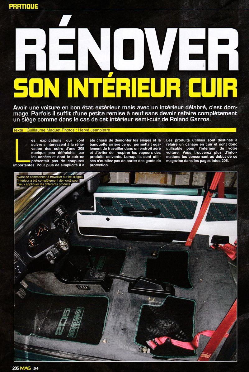 205 magazine r nover son int rieur cuir sofolk. Black Bedroom Furniture Sets. Home Design Ideas