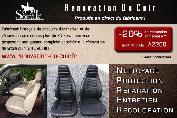 SOFOLK, fabricant français de produits professionnels très simples d utilisation  pour l entretien, la coloration et la rénovation du cuir. 40b5435a57c