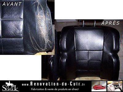 tutoriel r novation si ges auto cuir sofolk. Black Bedroom Furniture Sets. Home Design Ideas