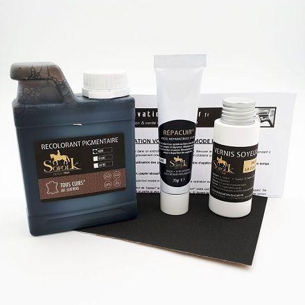 kit r novation volant cuir tous coloris sofolk. Black Bedroom Furniture Sets. Home Design Ideas
